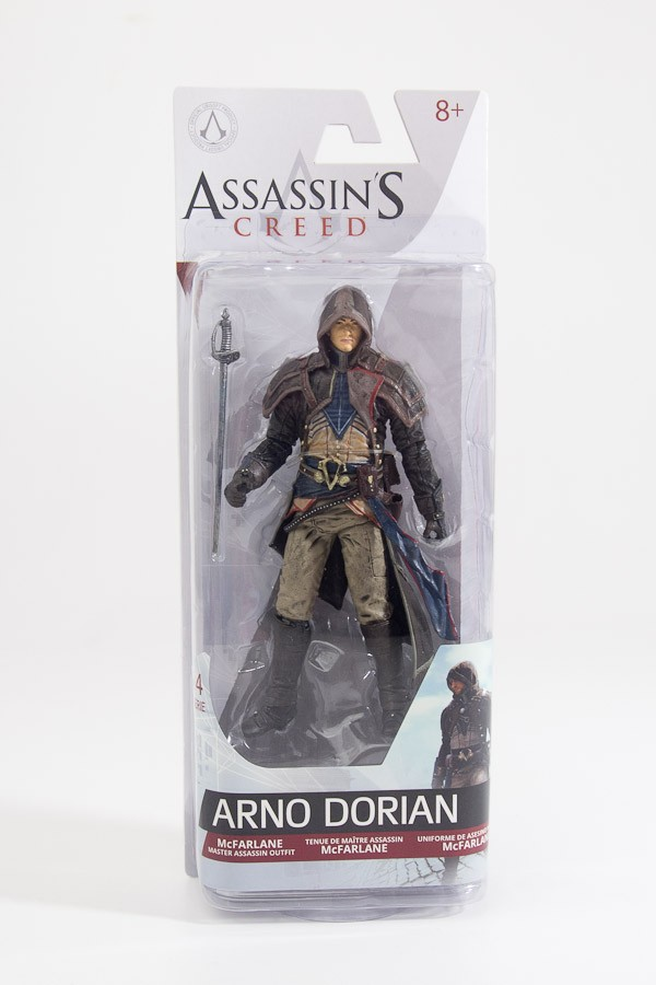 Mcfarlane Toys Assassin S Creed Series 4 Arno Dorian Mcfarlane