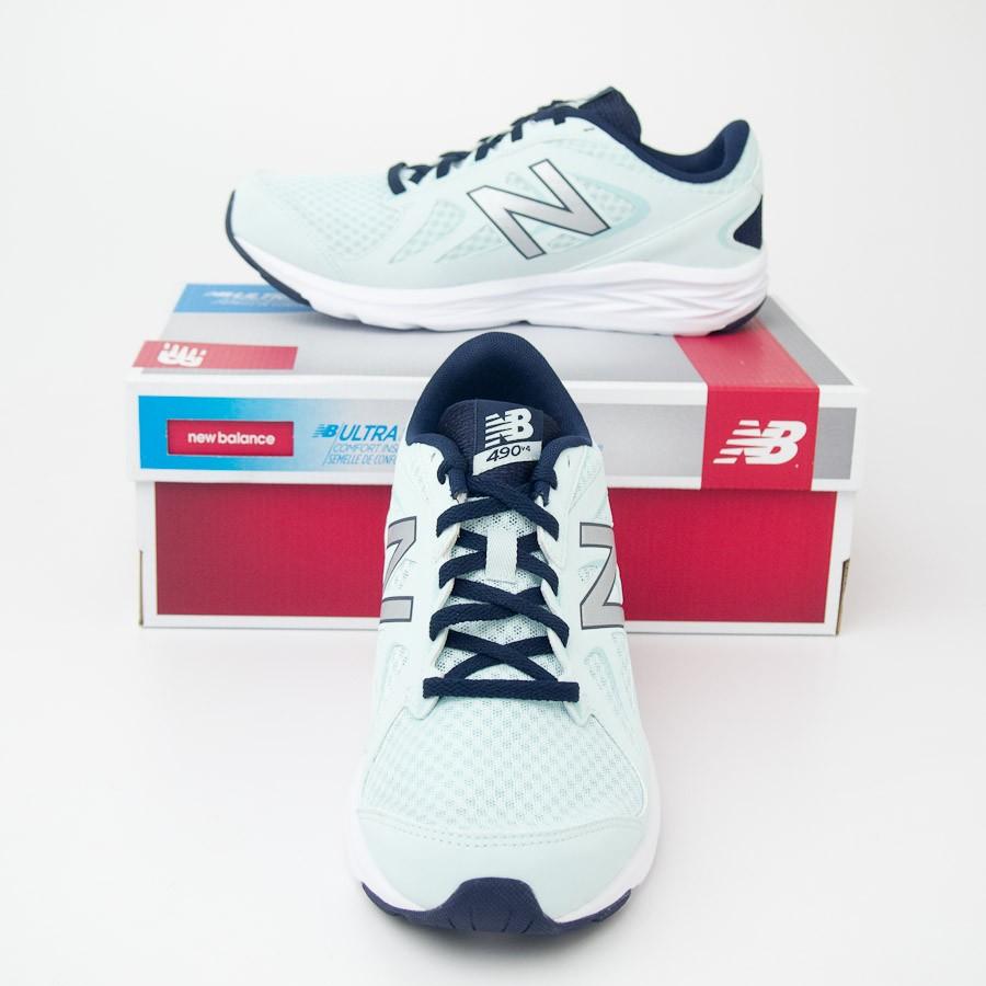 para mi Transparente montar  New Balance Women's 490v4 Running Shoes W490LA4 in Droplet