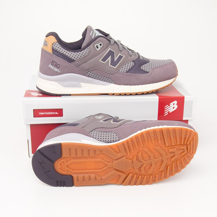 best website 696f4 dc7fd New Balance Women's 530 Ceremonial '90s Classic Running Shoes W530CEB in  Meteor/Feather