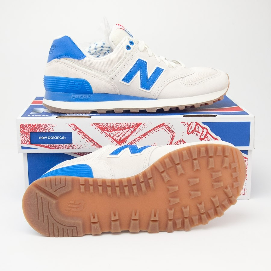 0270bed25ed17 New Balance Women's Retro Sport 574 Classics Running Shoes WL574RSB ...