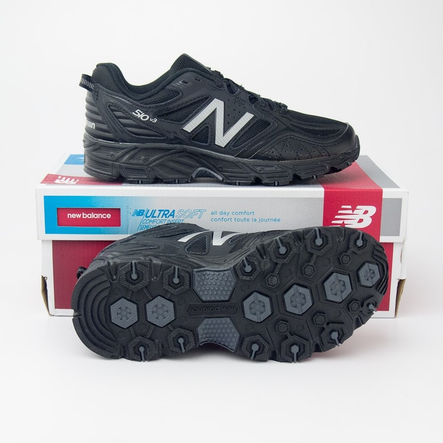 c46ee223ee89e New Balance Women s 510v3 Trail Running Shoes WT510CB3 in Black