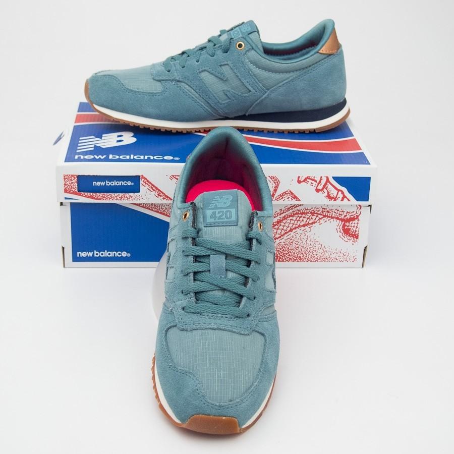 new balance 420 womens blue
