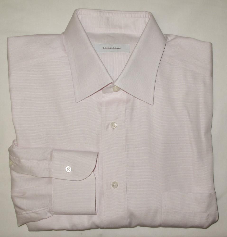Ermenegildo Zegna Dress Shirt Mens 165