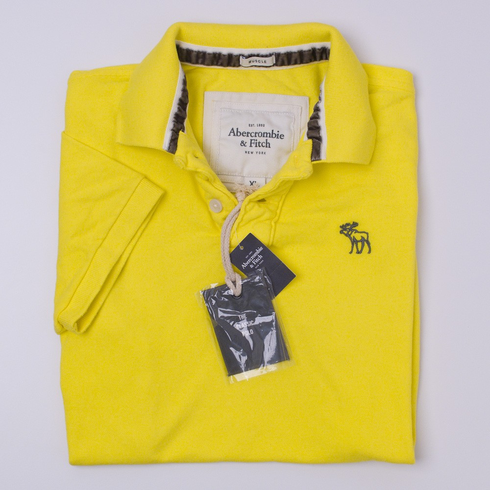 86bea89b Abercrombie & Fitch Classic Pique Polo Men's XL - Extra Large