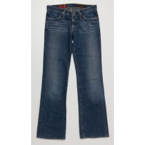 AG Adriano Goldschmied The Cupid Jeans 25 Regular (hemmed w/originals)