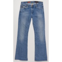AG Adriano Goldschmied The Angel Jeans Women's 27 Regular (hemmed)