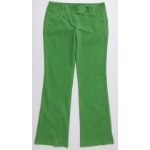 J. Crew Stretch Low Fit Corduroy Trouser Pants Women's 8