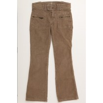 Seven for All Mankind Corduroy Trouser Pants Women's 29