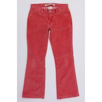 Gap Long and Lean Corduroy Pants Women's 2R - Regular (hemmed)