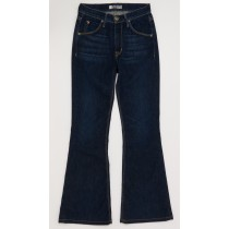 Hudson Sentiment Hi Fi Flare Jeans Women's 25 (hemmed)