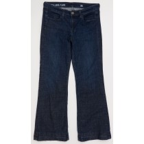 J. Crew High Heel Flare Jeans Women's 30 (Hemmed)