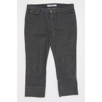 Joe's Jeans Socialite Kicker Jeans in OD Charcoal Women's 31