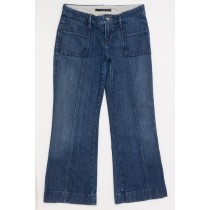 Joe's Jeans Wide Leg Jeans in Aimee Women's 28