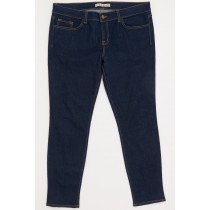 J Brand Skinny Leg Crop Jeans in Indigo Women's 32