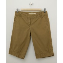 J. Crew City Fit Classic Twill Chino Shorts Women's 0