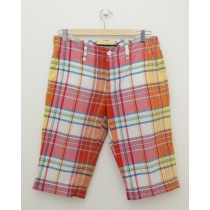 Ralph Lauren Sport Plaid Burmuda Shorts Women's 4