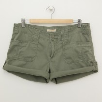 Abercrombie & Fitch Roll-Up Shorts Women's 10