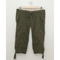 Hollister Corduroy Capri/Peddlepusher Shorts Women's 1