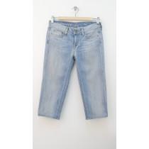 J. Crew Downtown Skinny Capri Jeans Women's 26 (hemmed)