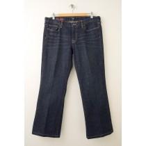 J. Crew Hipslung Jeans Women's 33S - Short
