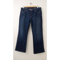 J. Crew Bootcut Jeans Women's 33S - Short (Hemmed w/Originals)