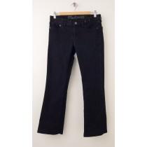 Madewell Boot Legger Jeans Women's 27 (hemmed w/originals)