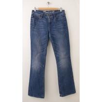 Madewell Boot Legger Jeans Women's 28 (hemmed)