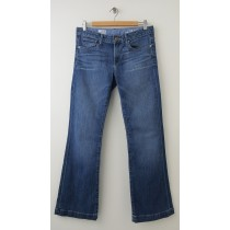 Gap 1969 Long & Lean Jeans Women's 28/6a - Ankle (Waist Taken-In)