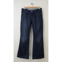 Gap 1969 Long & Lean Jeans Women's 28/6p - Petite (taken-in)