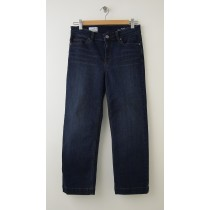 Gap 1969 High Rise Cropped Straight Jeans Women's 25/0