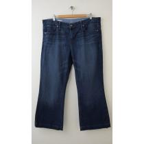 Gap 1969 Long & Lean Jeans Women's 33/16r - Regular (hemmed)
