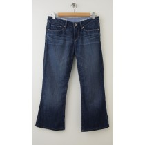 Gap 1969 Sexy Boot Jeans Women's 27/4a - Ankle (hemmed)