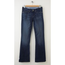 Gap 1969 Sexy Boot Jeans Women's 25/0r - Regular (hemmed)