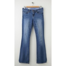 Gap 1969 Sexy Boot Jeans Women's 25/0r - Regular