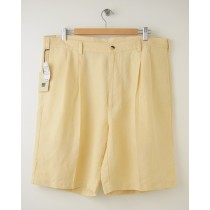 Jos A Bank Wrinkle Resistant Linen Shorts Men's 38