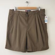Chaps Khaki Shorts Men's 36