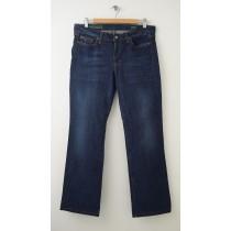 J. Crew Bootcut Jeans Women's 33R - Regular (hemmed)