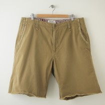American Eagle Khaki/Chino Shorts Men's W38