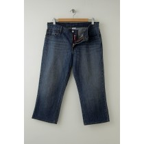 Lucky Brand Classic Fit Crop Jeans Women's 30