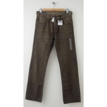 NEW Gap Men's 1969 Standard  Fit Jeans in Dark Brown Wash