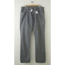 NEW Gap 1969 Skinny Fit Jeans in Clouded Grey Men's 36x34