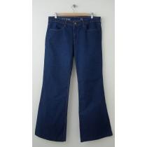 J. Crew High Heel Flare Jeans Women's 33
