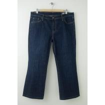 Gap 1969 Bootcut Jeans Women's 14A - Ankle (hemmed)