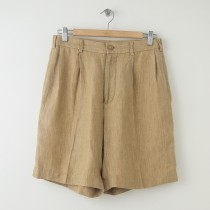 Nautica Rigger Classic Fit Linen Shorts Men's Size 30W