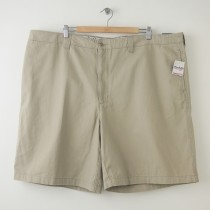 NEW Izod 0-9 Chino Shorts Men's Size 48