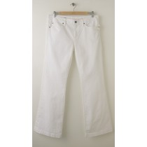 NEW Gap 1969 Long & Lean Jeans in White