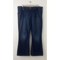 Gap 1969 Perfect Boot Jeans Women's 35/20l - Long (hemmed)