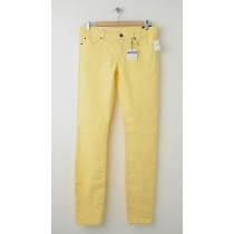 NEW Gap 1969 Always Skinny Jeans in Lemon Meringue