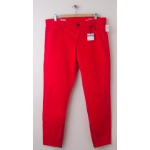 NEW Gap 1969 Legging Jean Jeans in Killer Tomato