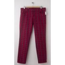 NEW Gap 1969 Always Skinny Jeans in Red Plaid
